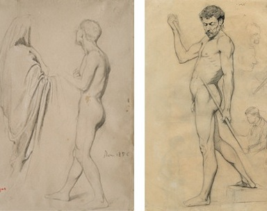 """The Clark – """"Picasso Looks at Degas"""""""