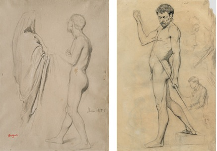 "The Clark – ""Picasso Looks atDegas"""