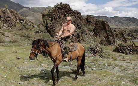 Vladimir Putin: A CautionaryTale