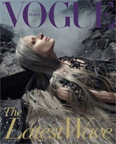 Italian Vogue: Water & Oil