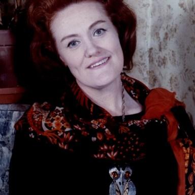 Farewell, Dame Joan!