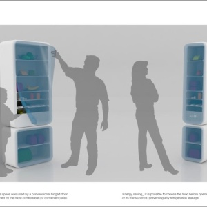 Enter the Sodge, A Radical New Take on the Refrigerator?