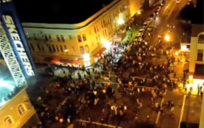 San Francisco Riots After Their Baseball Team Wins World Series