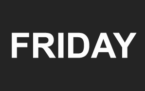What I Did the Last Five BlackFridays