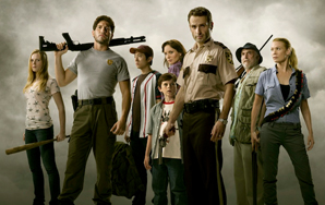 The Walking Dead: Zombie Apocalypse as the Newest Addition to the AMC Brand