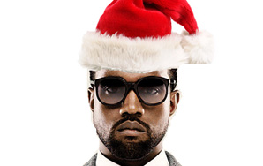 Kanye Clause Delivers an Early ChristmasGift