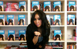 An Inside Look At The Making Of Snooki's DebutNovel