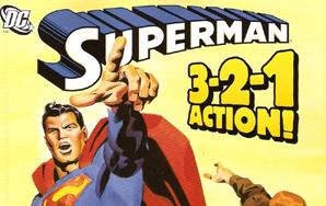 Samaritan vs. Superman