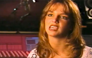 "Watch This Hypnotic Video of Vintage Britney Spears Saying The Word ""Funky"""