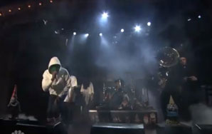 Odd Future Does Jimmy Fallon Real Good
