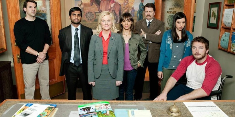 Parks and Recreation: SeasonThree