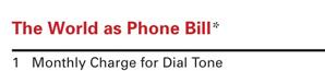 Stan Apps: The World as PhoneBill