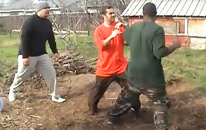 Gang Fight Takes Unexpected, Delightful Turn