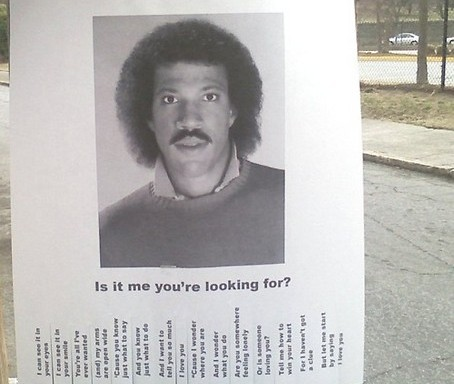 Did You Lose LionelRichie?