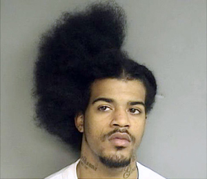 Connecticut Man Flees Crime Scene Mid-Haircut With Half a Fro