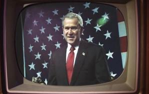 Mike Tyson Teaches George W. Bush How to SpeakBetter…