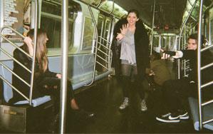 Riding The New York CitySubway
