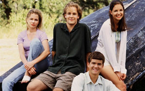 Ten Lessons We've Learned From Watching Dawson's Creek