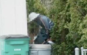 Mailman Poops In PortlandYard