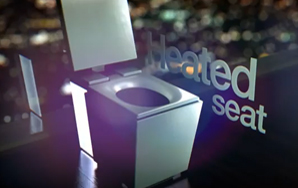 $6400 Toilet Will Heat Your Rear and Play Music