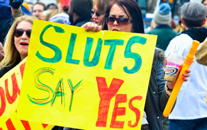 """The Funny Thing About the """"Slutwalk"""""""