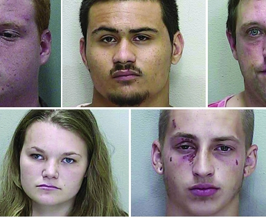WTF Florida? Four Teens, Two Adults Murder 15-Year-Old Boy in Summerfield