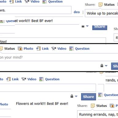 Annoying Facebook Statuses
