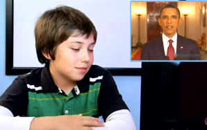 Kids Give Their Two Cents About Osama Bin Laden's Death