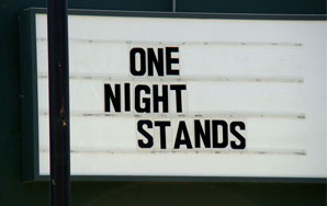 A Strange One-Night Stand