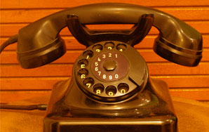 Talking On The Telephone: A Brief Social History