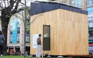 Low-Carbon 27-Square-Meter Cube Home Is The Future