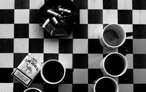 """Reasons Not To Kill Yourself Today, No. 12: Coffee and, """"Ironically,"""" Cigarettes"""