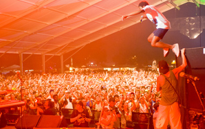 Four Vignettes From Bonnaroo