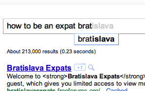 How To Be An Expat Brat