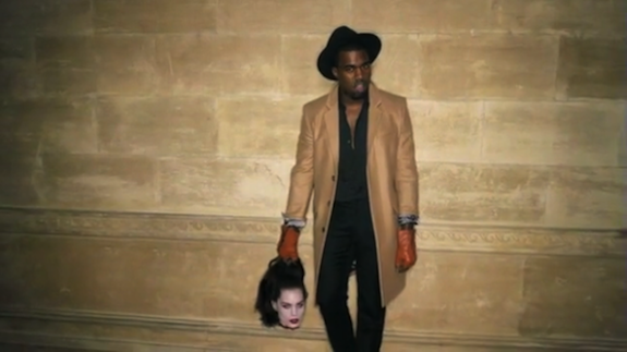 """The Official Kanye West """"Monster"""" Music Video, SoOffensive?"""
