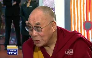 The Dalai Lama Is Not Cool