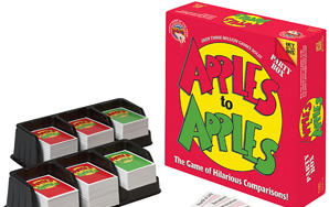 """5 Kinds of People Who Take """"Apples to Apples"""" TooSeriously"""