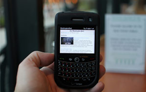 Breaking Up With My Blackberry