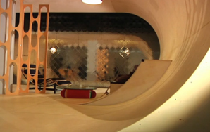 Here Is The World's First Fully-Skateboardable House