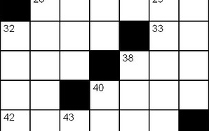 Answers To My Rejected New York Times Crossword PuzzleSubmission