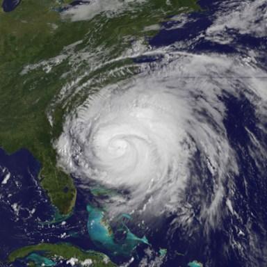 Hurricane Irene Liveblog From Zone B In Williamsburg
