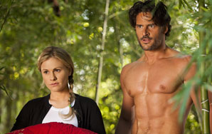 """True Blood Season 4, Episode 10: """"Alcide Sexily Carries WoundedPeople"""""""