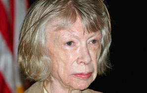 Things I Learned From Reading Joan Didion's Blue Nights