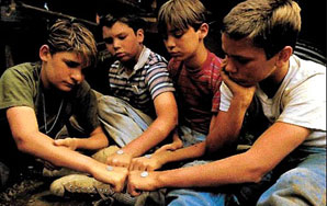 Make Friends Like It's The Sandlot Or Stand By Me