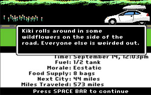 How The Oregon Trail Relates ToDating