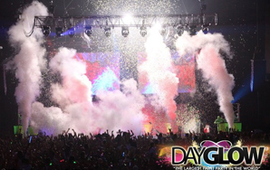 Reflections On Going to Dayglow, The Largest Paint Party In America