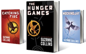 Reading The Hunger Games With My Mom