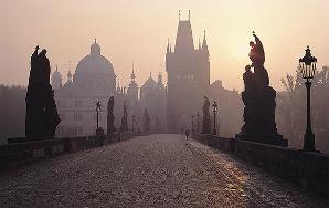 In Prague, Part1