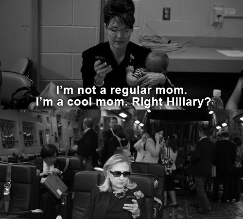 Texting Hillary Clinton Is A Boss