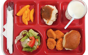What Your School Lunch Says About You